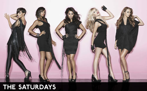 You know what - I haven't really written much about The Saturdays here on EQ