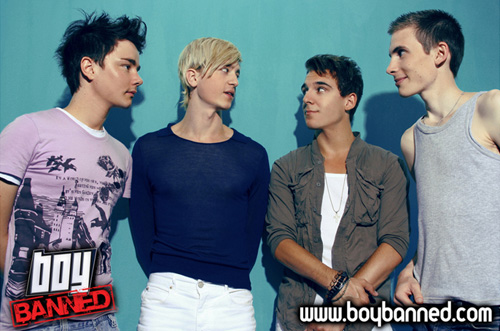 Are Openly Gay Boy Bands A Good Idea? Boy Banned Thinks So